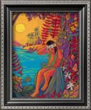 Before the Hula Print by Rick Sharp