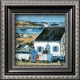 La Maison du Pecheur Art by Christian Sanseau