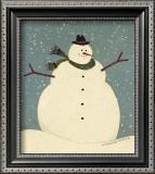Snowman Art by Warren Kimble