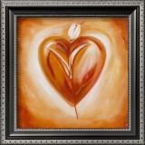 Shades of Love: Chocolate Prints by Alfred Gockel