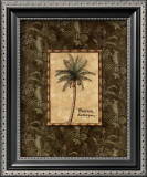 Vintage Palm II Prints by Charlene Audrey