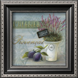 L'Herbier Print by Angela Staehling