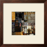 Travel Framed Giclee Print by Scott Neste