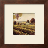 Family Estate Vineyard Posters by James Wiens