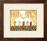 Hot and Spicey Prints by Dan Dipaolo