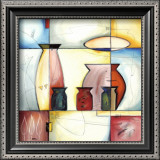 Through a Stained Glass Window I Prints by Alfred Gockel