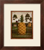 Pineapple Posters by Chris Palmer