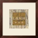 Laugh Prints by Warren Kimble