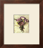 Lisianthus Art by Rosanne Olson