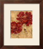 Glorious Rosso II Prints by Richard Henson