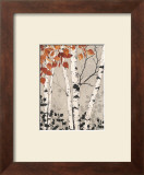 Birch Tapestry Prints by Melissa Pluch