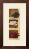 Tea for Two Print by Bjorn Baar