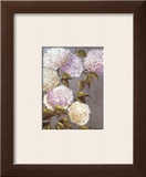 Hortensia Lila Posters by  Ximena