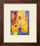 Kaleidoscope II Print by P. Moore