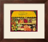 Farmer's Market Poster by Dan Dipaolo