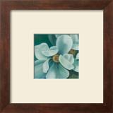 Twin Magnolia Prints by Vivien Rhyan