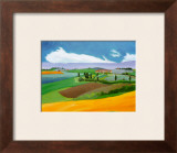 Summer in Provence I Print by L. Vallet