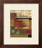 Believe Prints by Debbie DeWitt