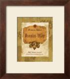 Beaujolais Village Prints by Pamela Gladding