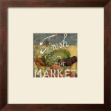 From the Market IV Prints by Daphne Brissonnet