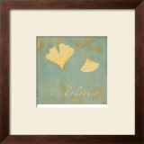 Ginkgo Inspiration Print by Booker Morey