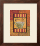 Java Joy Poster by Pamela Smith