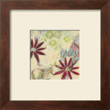 Floral Rhythm II Prints by Claire Lerner