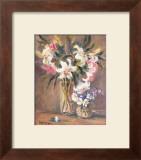 Enchantment Lilies II Art by Allayn Stevens