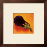 Eggplant Prints by Will Rafuse