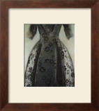 Black Balenciaga Dress Posters by Richard Nott