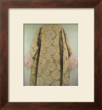 Flower Coat Print by Richard Nott