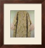 Flower Coat Print by Richard Nott