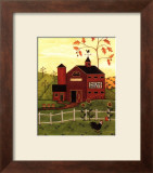 Country Scenes II Posters by Robin Betterley