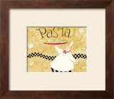 Pasta Prints by Dan Dipaolo
