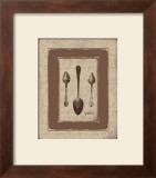 Spoons Prints by Jo Moulton