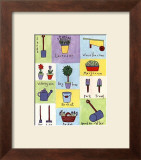 Garden Herb II Prints by Lorraine Cook