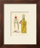 Rosemary Olive Poster by Marco Fabiano