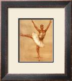 Ballerina II Poster by Caroline Gold