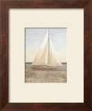 Serene Sail Poster by James Wiens
