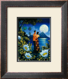 Island Honeymoon Prints by Warren Rapozo