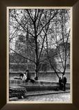 Quai d'Orlean Face a Notre Dame, c.1970 Print by  Izis