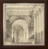 Portico Antico II Prints by Maurizio Bartolomeo