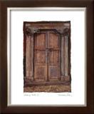 Doors of Cuba I Prints by Allan Bruce Love