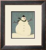 Snowman Posters by Warren Kimble
