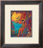 Before the Hula Prints by Rick Sharp