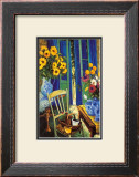 Bouquets de Plaisir Prints by Robert Savignac