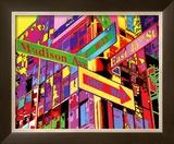 Pancartes Posters by Geraldine Potron