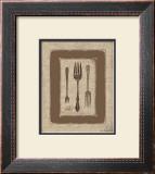 Forks Art by Jo Moulton