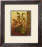 Oak Leaves Prints by Jillian Jeffrey