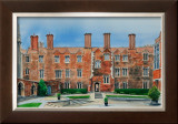 St. John's College, Cambridge Prints by Peter French